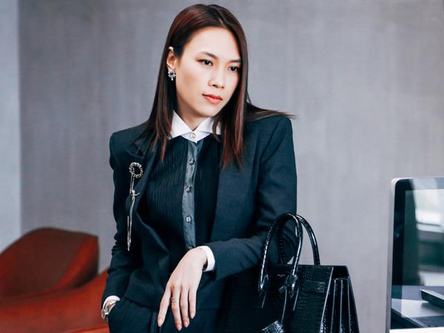 Phải làm trợ lý cho người ta, Mỹ Tâm vẫn chất lừ, sang hệt mợ Chảnh Jeon Ji Hyun