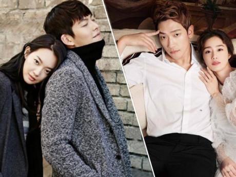 """Giải trí - Sao Hàn và những cuộc tình """"vụng trộm"""", may mắn nhất chính là cặp thứ 3"""