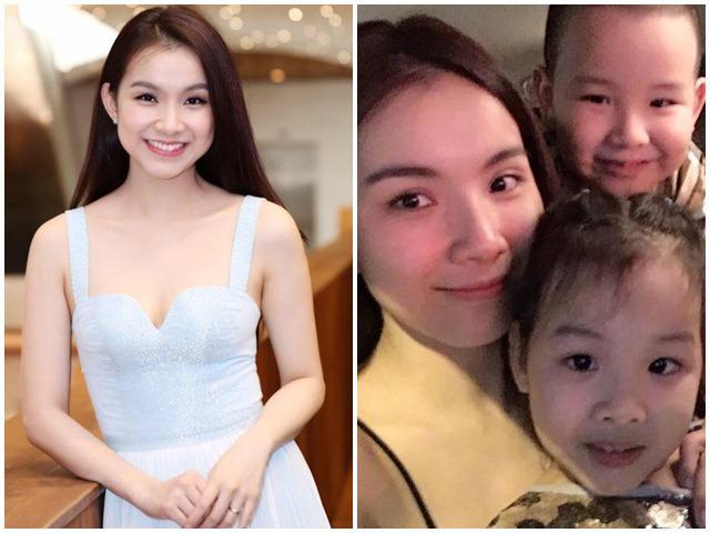 Bỏ vinh quang về làm mẹ, Hoa hậu lọt top Miss Universe trước HHen Niê giờ thế nào?