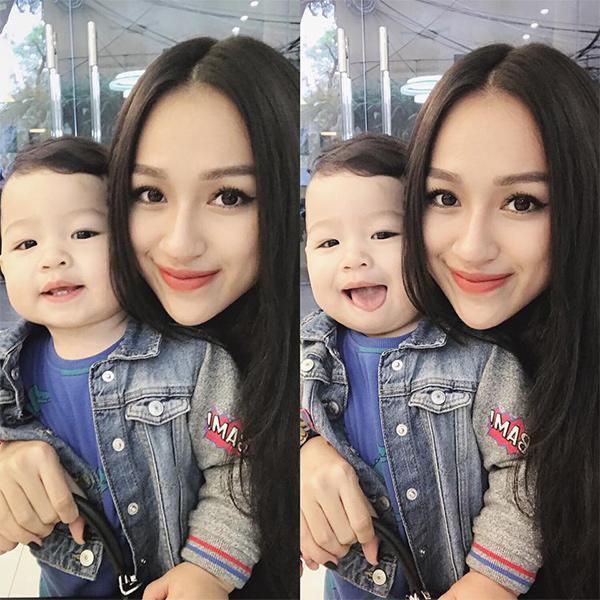 """Vóc dáng """"bốc lửa"""" sau sinh quý tử của nữ DJ Hà Thành vừa tuyên bố ly hôn chồng - 7"""