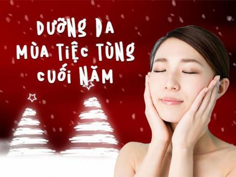 Giáng Sinh vui mấy cũng không quên nhiệm vụ này, nếu không làn da của bạn sẽ thê thảm lắm