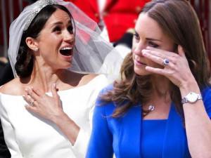 Chuyện giờ mới kể: Công nương Meghan từng khiến Công nương Kate khóc trước đám cưới