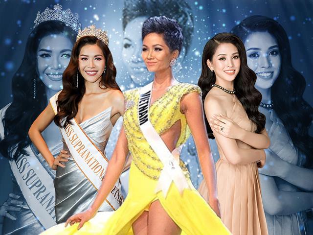 2018, nhờ HHen và loạt người đẹp, Việt Nam xếp ở vị trí này trong bảng vàng của Thế giới!