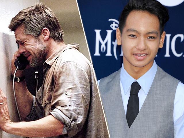 Ngôi sao 24/7: Nguyên nhân 5 đứa trẻ của Angelina đều muốn ở cùng bố Brad Pitt trừ Maddox