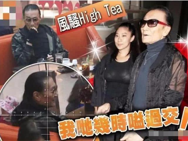 Sau 5 tháng sống trong cô đơn, bố Tạ Đình Phong quay lại với mối tình ông - cháu