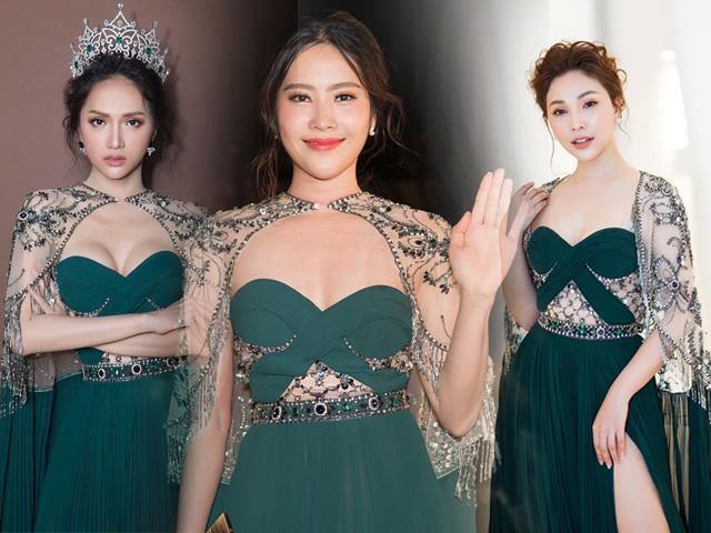 Đây là chiếc váy ai diện vào cũng xinh đẹp, đến lượt Nam Em lại thành thảm hoạ