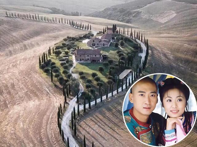 Tin được không, người đàn ông bị ghét nhất hậu Hoàn Châu lại có nhà như lâu đài