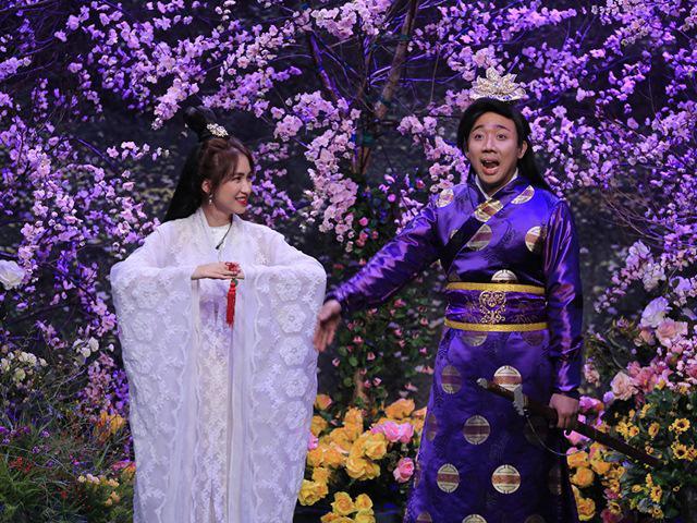 Ơn giời tập cuối: Trấn Thành không thể chịu nổi Hòa Minzy vì quá lầy