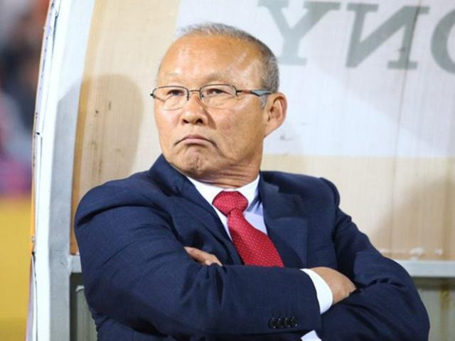 Phản ứng của ông Park Hang-seo khi được 5 CLB Hàn Quốc săn đón với lương cao gấp 5 lần