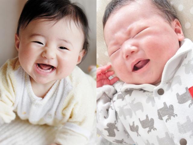 Trẻ sơ sinh thức dậy khóc hoặc cười, một trong hai biểu hiện là IQ cao, thông minh bẩm sinh