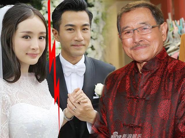 Phản ứng bất ngờ của bố chồng Dương Mịch sau thông tin con dâu và con trai đã ly hôn