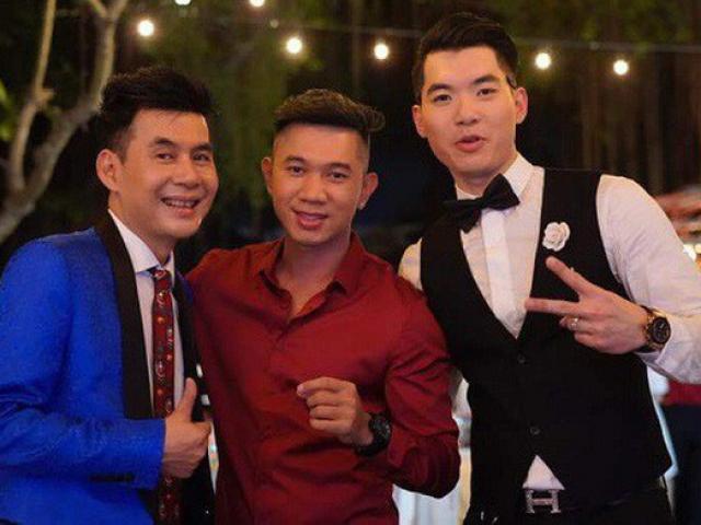 Trương Nam Thành làm đám cưới ở Sài Gòn nhưng không cho khách mời chụp ảnh với cô dâu