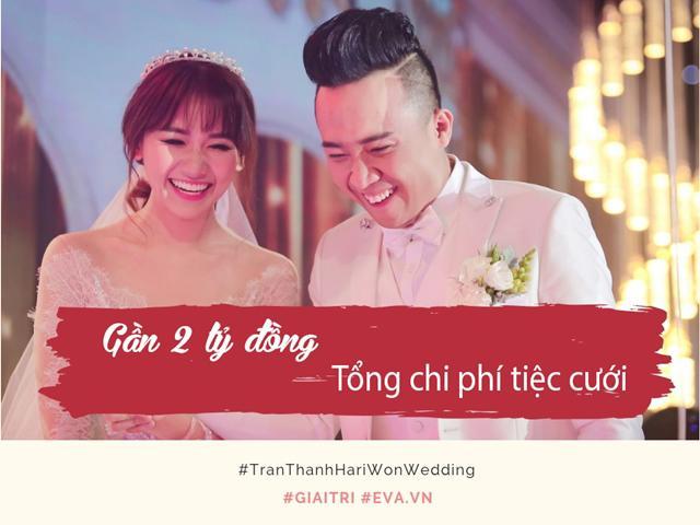 Ngày này năm xưa: 2 năm đám cưới Trấn Thành - Hari Won, nhìn lại những con số giật mình