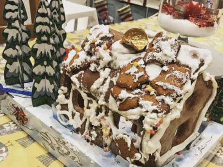 Những thảm họa nhà bánh đêm Giáng sinh khiến khổ chủ dở khóc dở cười
