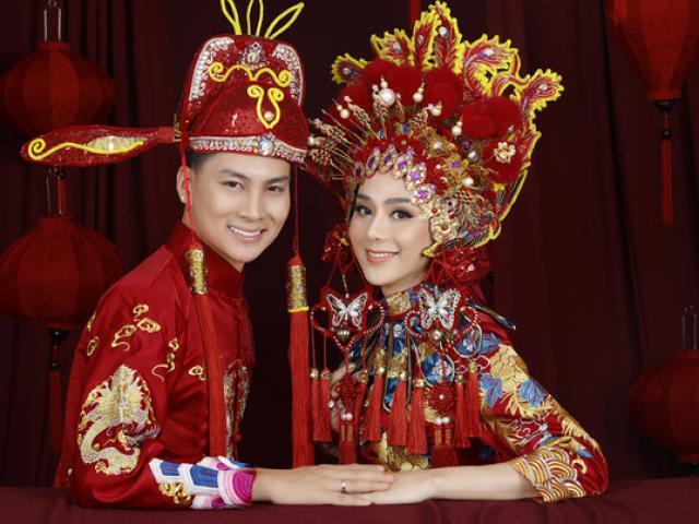 Làm đám cưới bị lỗ nặng, Lâm Khánh Chi tiếp tục mở tiệc lớn kỷ niệm 1 năm ngày cưới