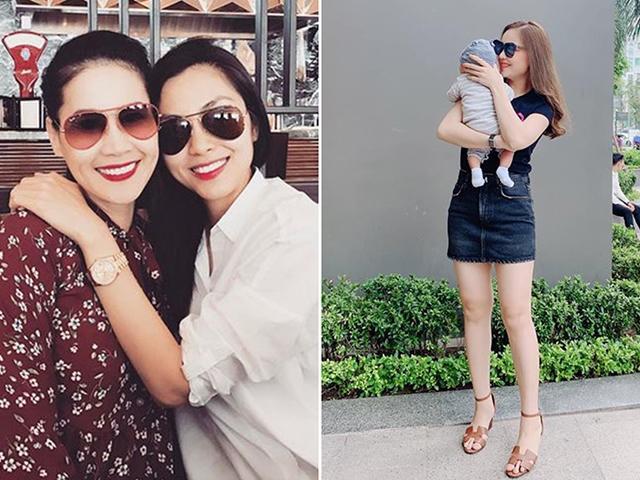 Cuối 2018, loạt sao Việt không chồng bỗng khoe mang bầu, sinh nở, bất ngờ nhất là người thứ 3