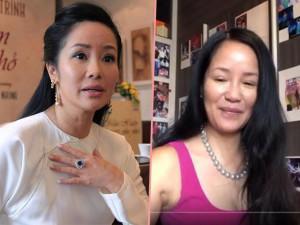 Có thật đây là diva Hồng Nhung, chuyện gì đã xảy ra với nhan sắc người đẹp này vậy?