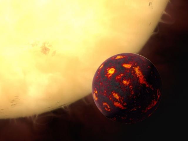 Sốc độc lạ: Tìm thấy hành tinh đá quý giữa bầu trời, ơn trời kho báu vũ trụ đây rồi
