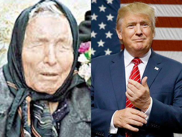 Nhà tiên tri Vanga dự đoán sốc về Tổng thống Trump và Putin năm 2019, cả thế giới lo sợ