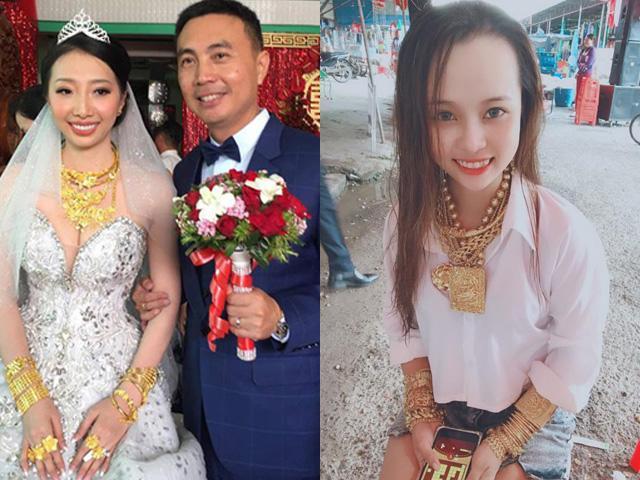 Cô dâu được bố mẹ chồng tặng 115 cây vàng vẫn chưa là gì so với đám cưới khủng này