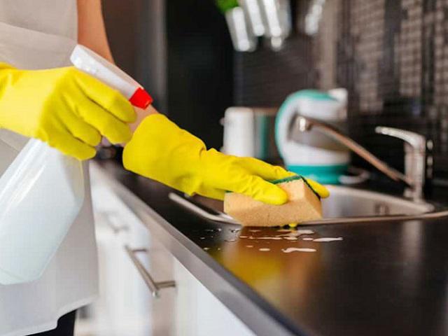 5 cách làm nhà bếp sạch bóng thơm tho, mẹ chồng khó mấy cũng phải gật gù khen dâu đảm