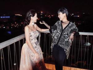 Đôi bạn thân MC Quỳnh Chi - Thuỳ Dung gợi ý đồ dự tiệc cuối năm