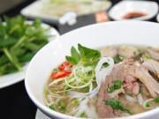 Bếp Eva - Phở Việt Nam lọt top 50 món súp ngon nhất thế giới