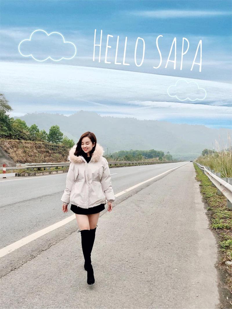 Nữ diễn viên Nhật ký Vàng Anh Khánh Ly (Ly Kute) vừa có chuyến đi Sapa với nhiều điều thú vị khiến cô phải thốt lên: 'Việt Nam mình đẹp quá'.