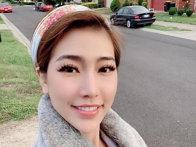 Nàng Hoa hậu 9x thích thú khám phá đất nước Australia xinh đẹp