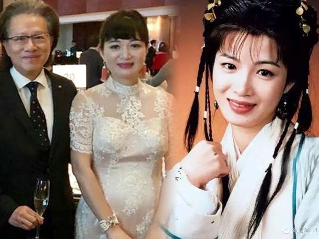 42 tuổi lại có bầu lần 3 với chồng đã 61, mỹ nhân Lộc Đỉnh Ký khiến fan bất ngờ