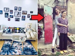 Thi chui được giải, Nguyễn Thị Thành 1 bước lên tiên nhưng nhìn lại nhà ở quê thì quá sốc