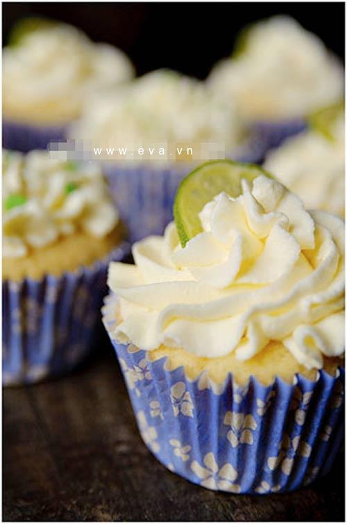 cupcake chanh thom ngon - 12