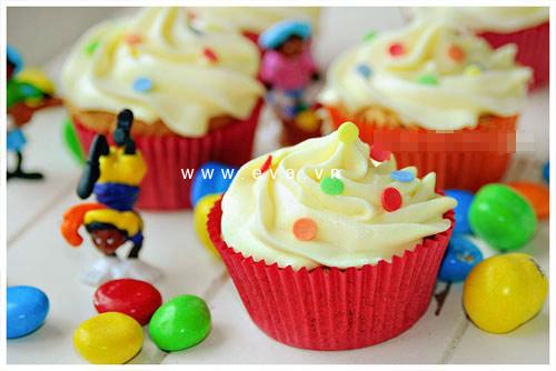 cupcake sac so danh cho be - 9