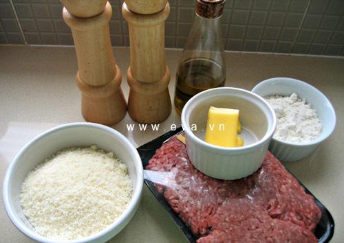 Thịt bò chiên siêu ngon kiểu Ý - 1