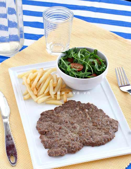 Thịt bò chiên siêu ngon kiểu Ý - 3